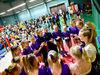 Det var full fart i Bollhalla den gångna helgen då ungefär 270 gymnaster gjorde upp i FSGM. Hemmaföreningen MGF hade närmare 60 gymnaster till start varav flera tog medalj.
