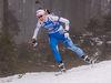 Jenny Fellman slog till med sin bästa placering någonsin i IBU-cupen då hon skidade in som åtta i torsdagens sprint.