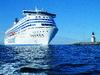 Tallink Siljas fartyg Silja Serenade försenades med 40 minuter på måndagen på grund av en stor polisoperation där bland annat fartygets hytter genomsöktes på grund av att misstänkta narkotikabrottslingar försökte ta sig ut ur landet.