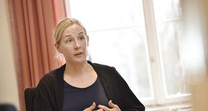 Mikaela Mattsson, skolpsykolog