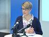 Hälso- och sjukvårdsdirektör Jeanette Pajunen säger att man inte har någon konstaterad samhällssmitta på Åland ännu.