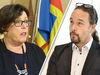 Veronica Thörnroos (C) antyder i sitt försvar av näringsminister Fredrik Karlström (MSÅ) att endast de skuld- och syndfria får kritisera den politiska makten. Det är uppseendeväckande.