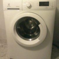 Nästan ny tvättmaskin