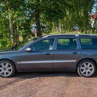 Fin Volvo V70