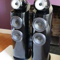 Bowers and Wilkins 803D3 högtalare