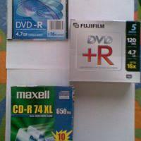CD- DVD skivor