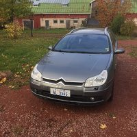 Citroen C5 2.0 HDi 136 Exclusive Break 5d Automat