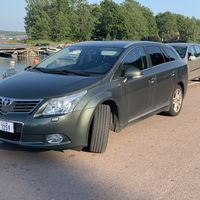 Toyota Avensis 1.8 Sol Edition Wagon 2011