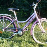 Tunturi Shine tjejcykel