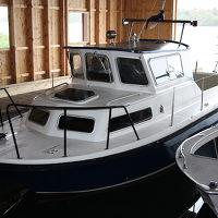 Arbetsbåt