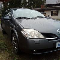 Nissan Primera 1,8 traveller business