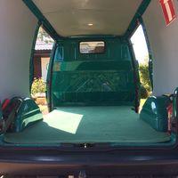 VW transporter 2,5 tdi