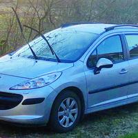 Peugeot 207 Wagon medkörd endast 87.000km,