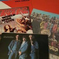 Rock på vinyl