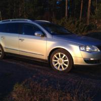 VW passat 2,0 TDI 4-motion sportline -07